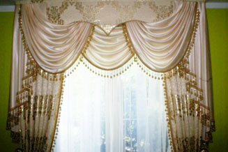 dekoracja okna Laura