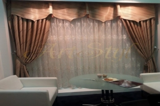 dekoracja okna lucia