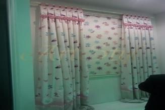 dekoracja okna milano