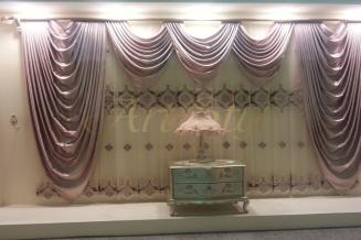dekoracja okna olivia