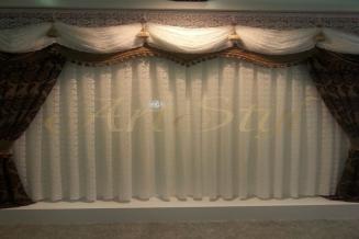 dekoracja okna stephanie