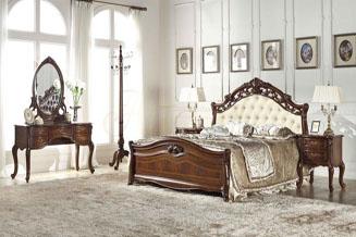 stylowa sypialnia s311-160cm