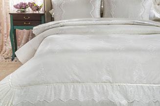 narzuta na łóżko Kateleen ecru