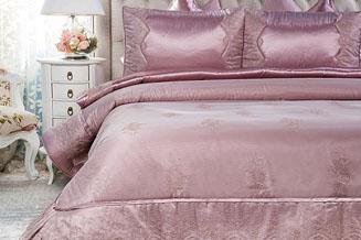 narzuta na łóżko Kateleen róż