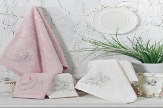 ręczniki do twarzy i do rąk terra